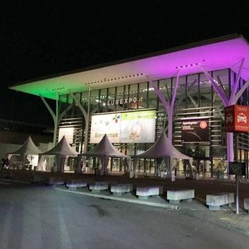 Relacja z targów Targach FULL LED EXPO 2019 w Lyonie