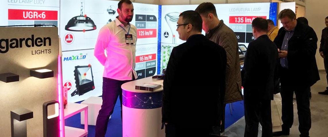 Relacja z targów Elcom Ukraine 2019
