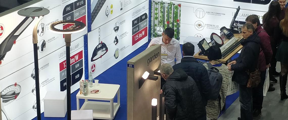 MAX-LED na targach Electrotech Light Minsk 2019